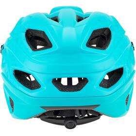 MET Lupo Helmet matt emerald green texture